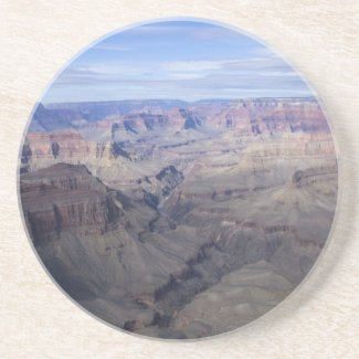 Another Grand Canyon View Beverage Coasters