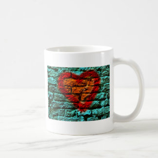 Another heart in the wall coffee mug