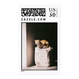 Another Hemmingway Cat Postage