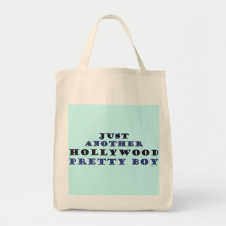 Another Hollywood Pretty Boy Grocery Tote