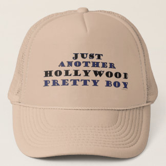 Another Hollywood Pretty Boy Trucker Hat (Khaki)