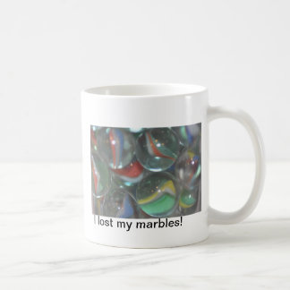 Another I lost my marbles Coffee Mug