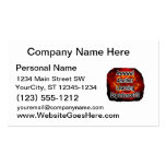 another learning experience nova business card templates
