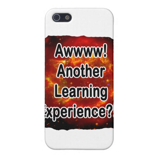 another learning experience nova cover for iPhone 5