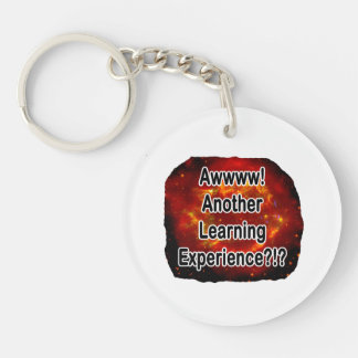 another learning experience nova keychain