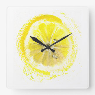 Another lemon clock