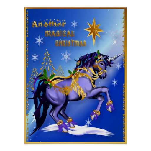 Another Magical Christmas Poster