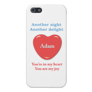 Another night another delight Adam w o racecars Covers For iPhone 5