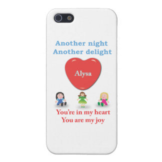 Another night another delight - Alysa Covers For iPhone 5