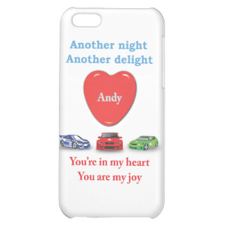 Another night another delight Andy w racecars iPhone 5C Covers