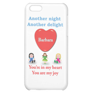 Another night another delight Barbara w dolls iPhone 5C Cases