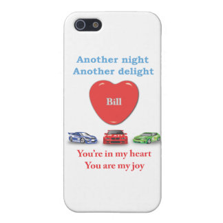 Another night another delight Bill ai Case For iPhone 5