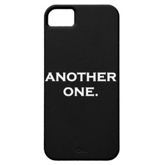 Another One Black Phone Case