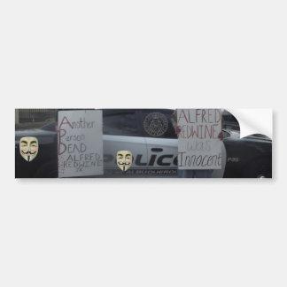 Another Person Dead Bumper Sticker