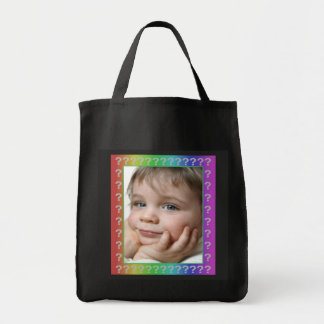 Another Question Tote Bag