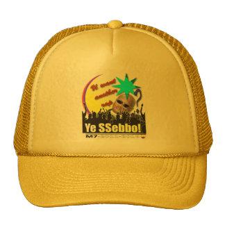 Another rap trucker hat