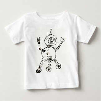 Another robot Doodle Tshirts