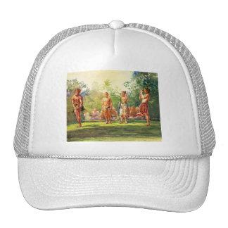 'Another Standing Dance' - John La Farge Trucker Hat