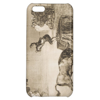 Another Stunt by Martincho in the Same Ring Goya iPhone 5C Case