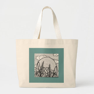Another Summer Day Jumbo Tote Bag