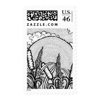 Another Summer Day Postage Stamp