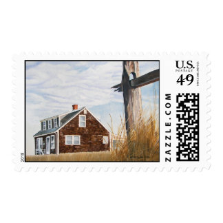 Another Sunrise Postage Stamp