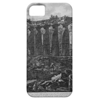 Another View of the Temple in the city of Paestum, iPhone SE/5/5s Case
