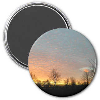 . . . Another Visit? 3 Inch Round Magnet