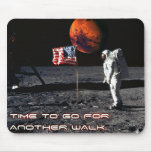 Another Walk Mousepad