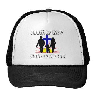 Another Way, Follow Jesus Trucker Hat