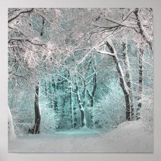 another winter wonderland  3 poster