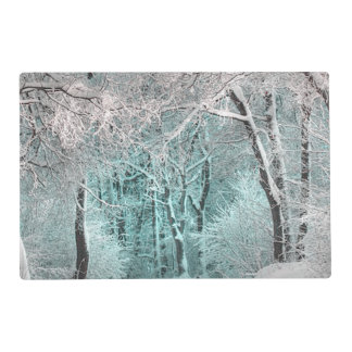 Another winter wonderland placemat