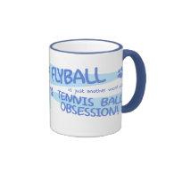 Another Word for Flyball Coffee Mug