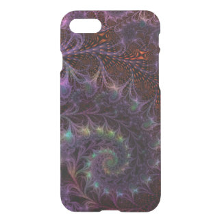 Another World Fantasy Fractal Abstract Art iPhone 7 Case