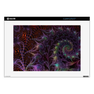 Another World Fantasy Fractal Art Abstract Skins For Laptops