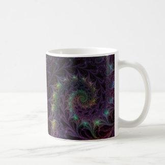 Another World Fantasy Fractal Art Coffee Mug