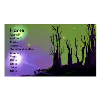 Another World s Eclipse business card