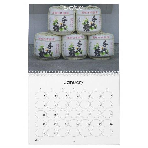 anotherangle, Images of Japan Calendar