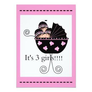 anouncement...it's 3 girls card