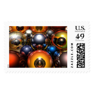 ANRCHY POSTAGE STAMP