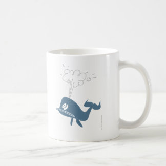 ANRGRY WHALE Mug