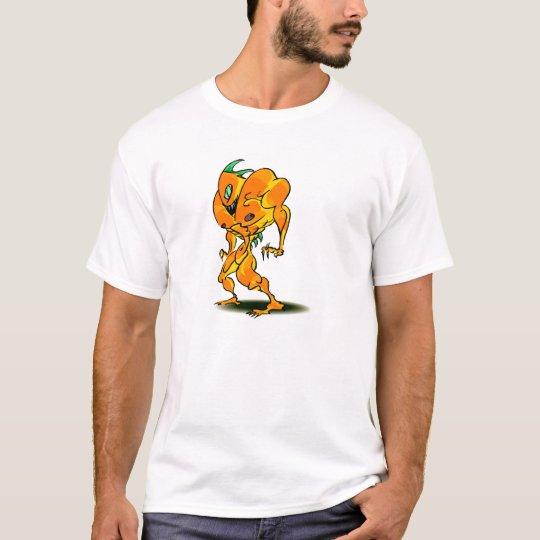 Anrgy Scary Alien Monster T-Shirt