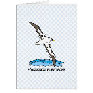 Anrie Albatross Card