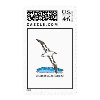 Anrie Albatross Stamp