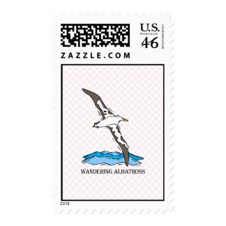 Anrie Albatross Stamps