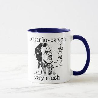 Ansar (Taza) Mug