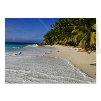 Anse Victorin Beach 2 Card