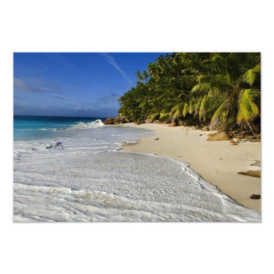 Anse Victorin Beach 2 Photo Print