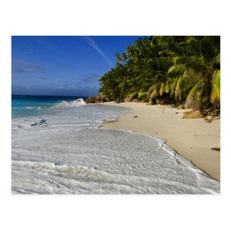 Anse Victorin Beach 2 Postcard