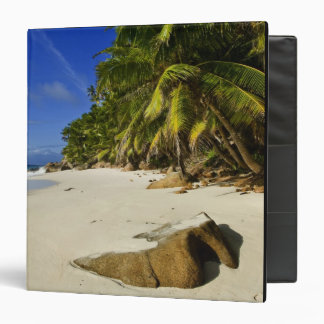 Anse Victorin Beach 3 Ring Binder